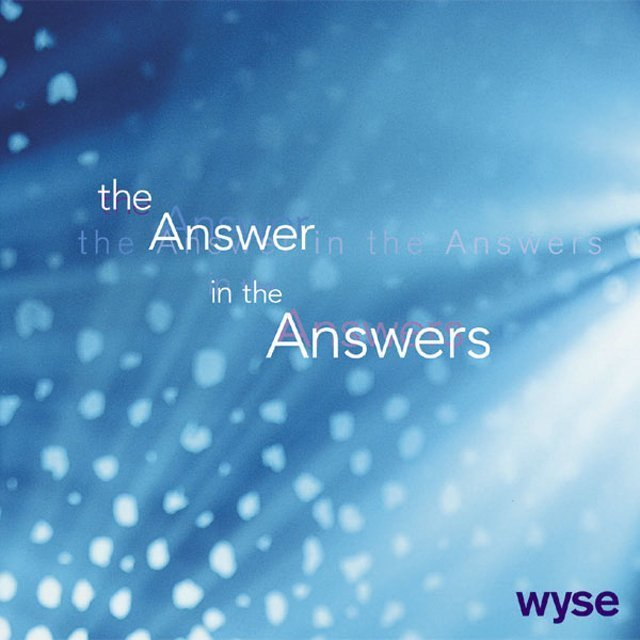 wyse the answer in the answers warner music japan