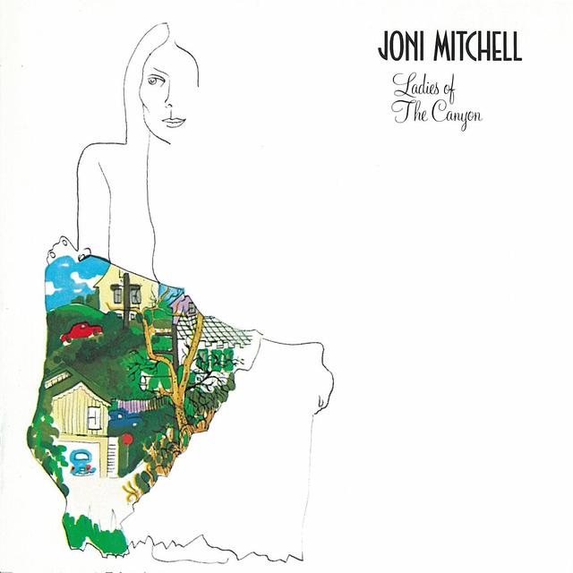 Joni Mitchell / ジョニ・ミッチェル   Warner Music Japan