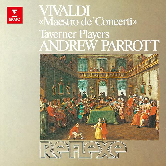 Vivaldi:Maestro de'Concerti / ヴィヴァルディ:マエストロのための ...