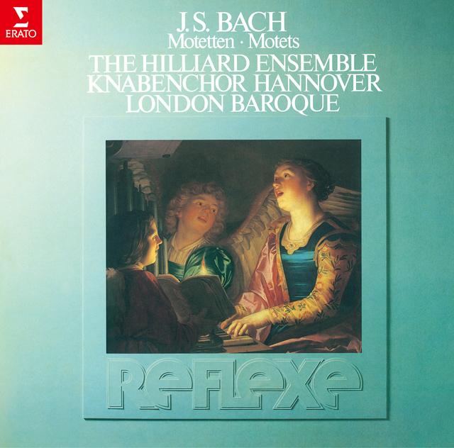 Hilliard Ensemble / ヒリヤード・アンサンブル「J.S.Bach:Motetten / J.S.バッハ:モテット集」