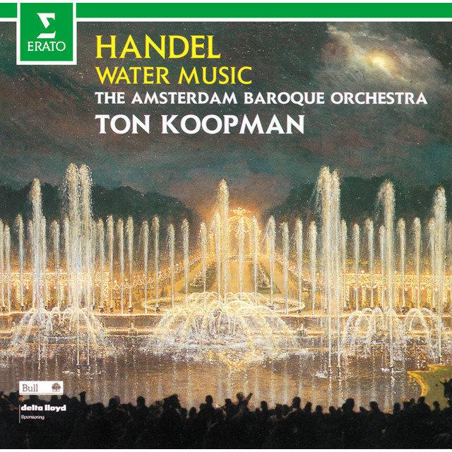 Handel:Water Music / ヘンデル...