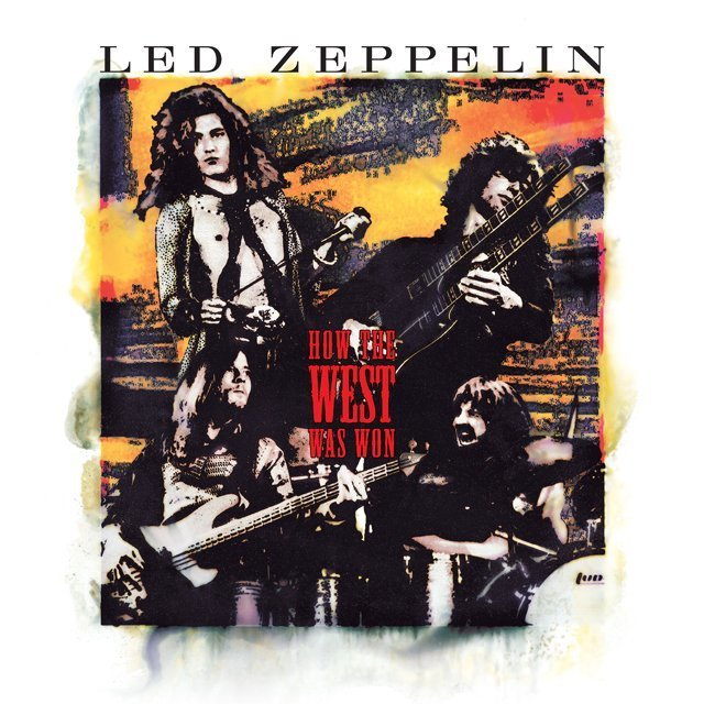 Led zeppelin warner music japan led zeppelinhow the west was won super deluxe boxed set how the west was won 2018 voltagebd Choice Image