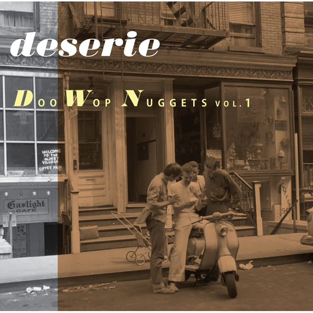 Doo wop nuggets vol. 1 wpcr 18040