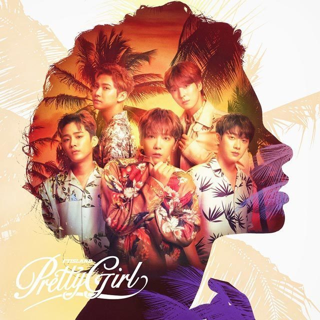 ftisland pretty girl primadonna盤 warner music japan