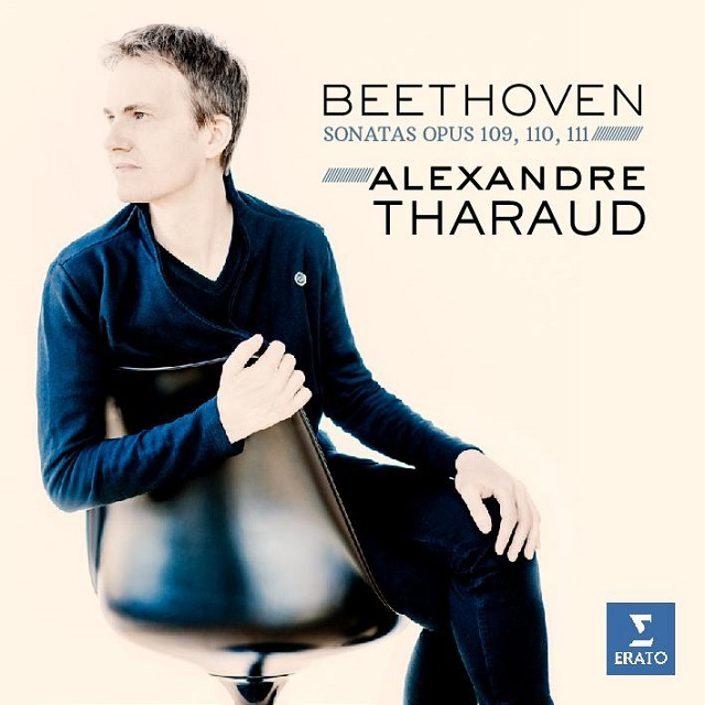 Tharaud beethoven sonatas cover 0190295633820cd