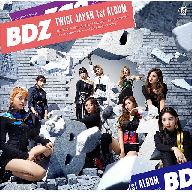 TWICE「BDZ(通常盤)」   Warne...