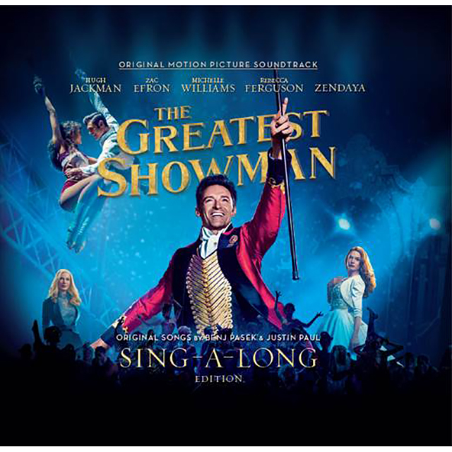One Man Mp3 Singa: The Greatest Showman / グレイテスト・ショーマン「The Greatest