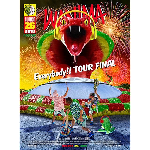 Everybody  tour final s