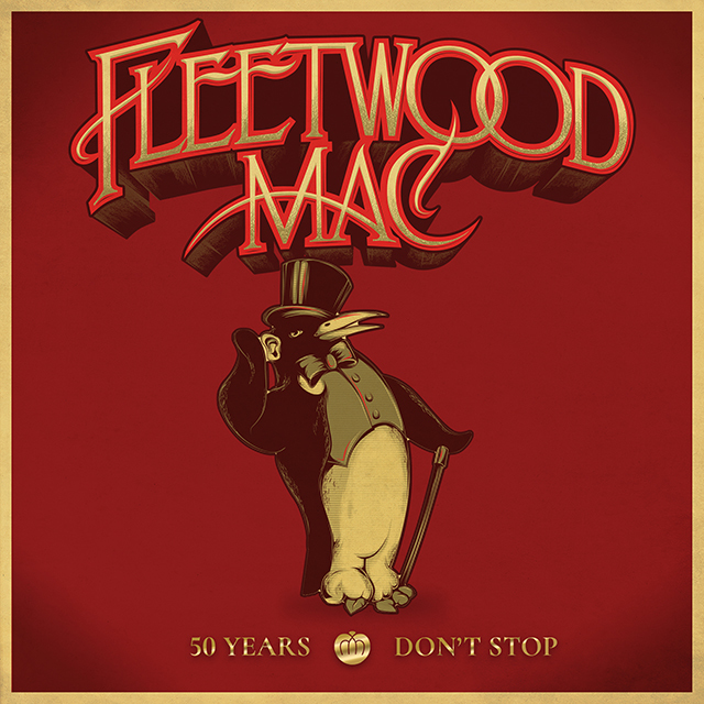 Wpcr 18148 fleetwood mac 50 years front cover