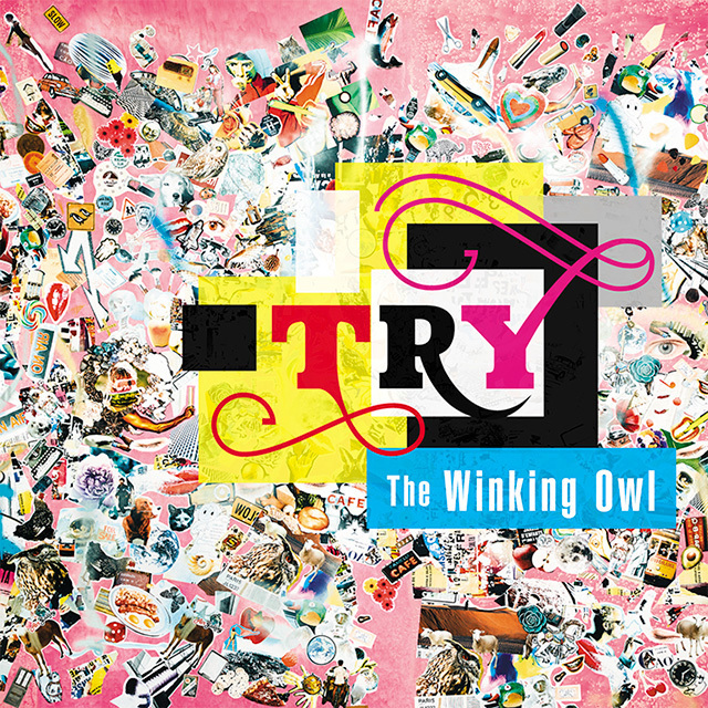 The winking owl try s