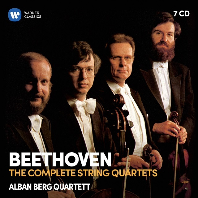 0190295542559 beethoven string quartets   alban berg quartett
