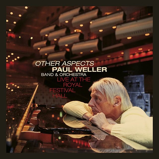 Paul weller other aspects live at the royal festival hall 2742271
