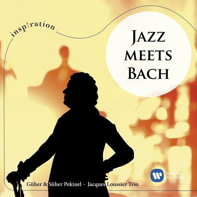 Jazz Meets Bach / ジャズ・ミーツ・バッハ(Inspiration)【輸入盤】