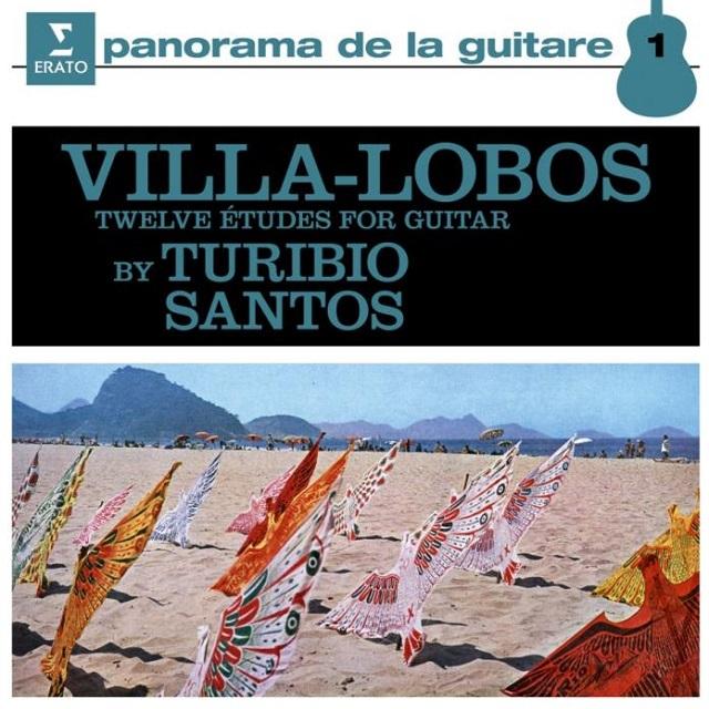 Villa-Lobos: 12 Études for Guitar, W235 / ヴィラ=ロボス: ギターのための12のエチュード