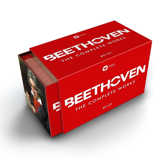0190295398828 beethoven the complete works 80cd  3d