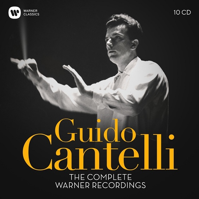 0190295383039 guido cantelli complete warner recordings