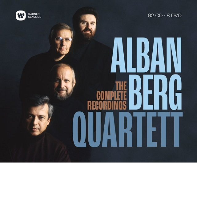0190295385170 alban berg quartett the complete recordings