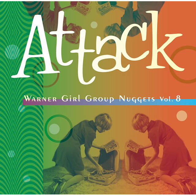 Wpcr 18319 attack   warenr girl group nuggets vol. 8