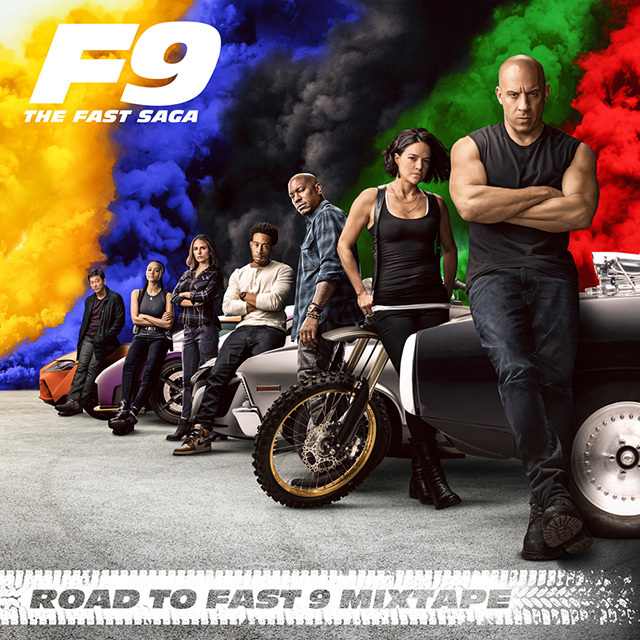 640 road to fast 9 mixtape cover final 6.8.20
