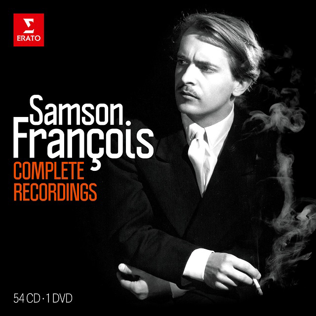 640 samson fran%c3%a7ois complete recordings 54cd 1dvd