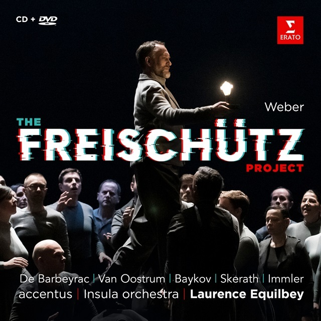 0190295109547 cd dvd laurence equilbey the freischu%cc%88tz