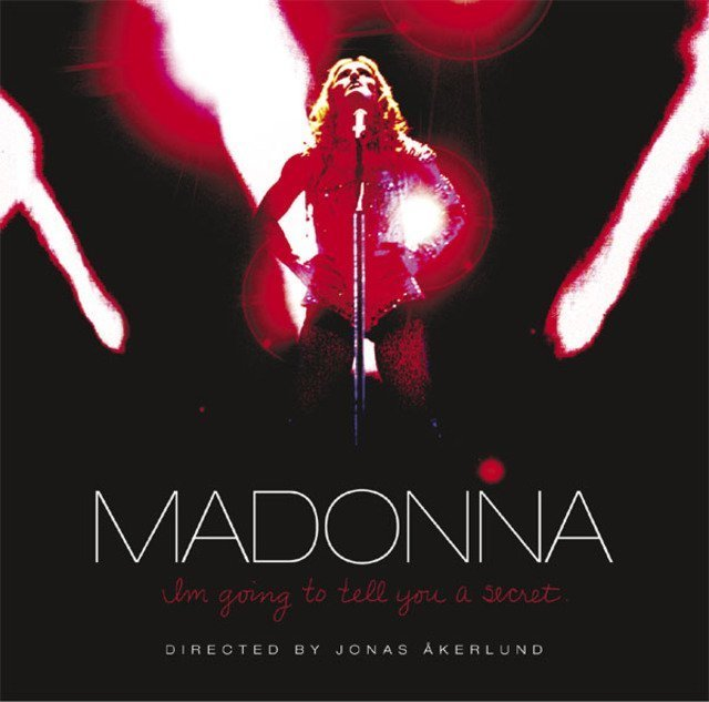 madonna マドンナ i m going to tell you a warner music japan