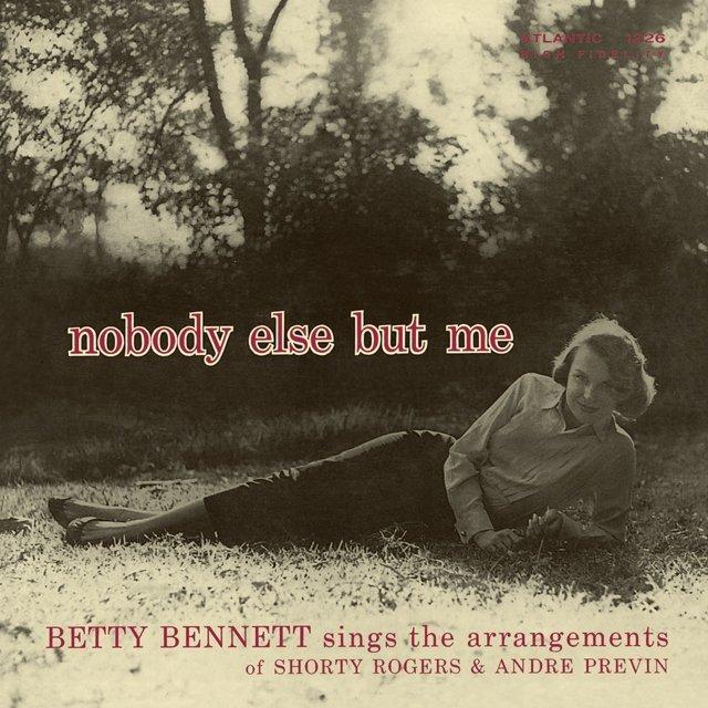 634acbe33485 Betty Bennett / ベティ・ベネット「NOBODY ELSE BUT ME / | Warner ...