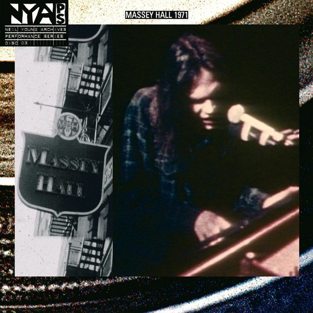 Neil Young / ニール・ヤング「LIVE AT MASSEY HALL / ライヴ・アット ...