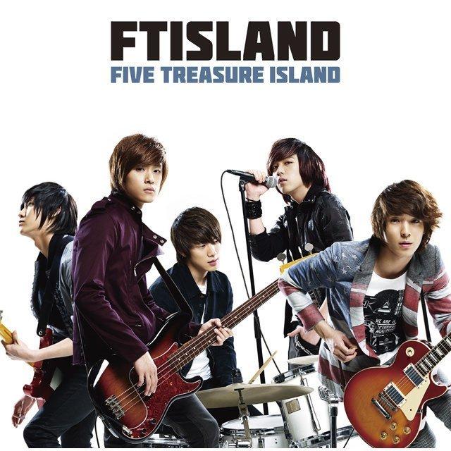 FTISLAND「FIVE TREASURE ISLAND (通常盤)」 | Warner Music Japan