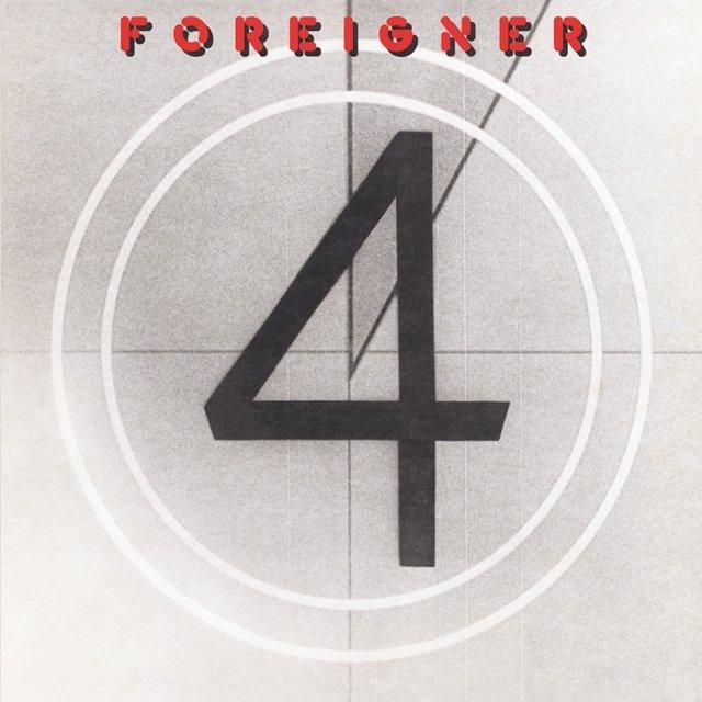 Foreigner / フォリナー「4 / 4 <SACD/CDハイブリッド盤 ...