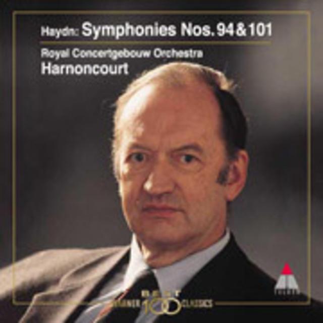 HAYDN:SYMPHONIES NOS.94&101 / ハイドン:交響曲第94番 《驚愕》 & 第101番 《時計》