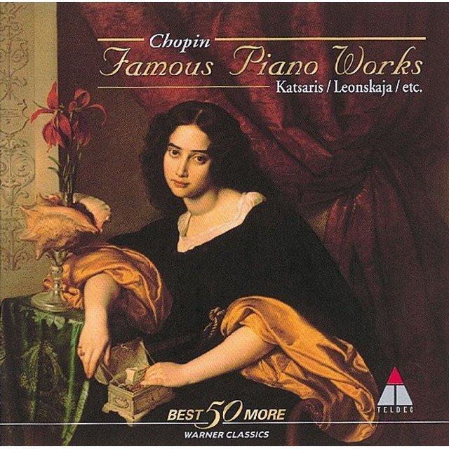 35ed9e63b66f7 CHOPIN:FAMOUS PIANO WORKS   別れの曲~ショパン:ピアノ名曲集 ...