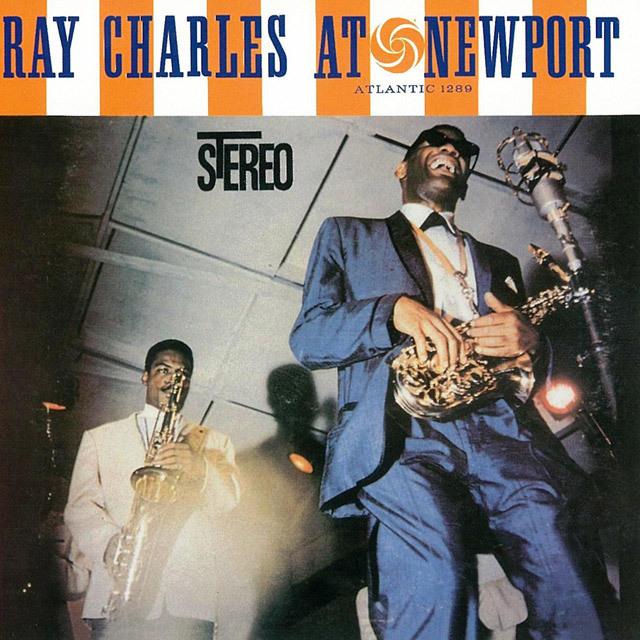 Ray Charles / レイ・チャールズ「At Newport / ライヴ・アット・ニューポート'58」 | Warner Music Japan