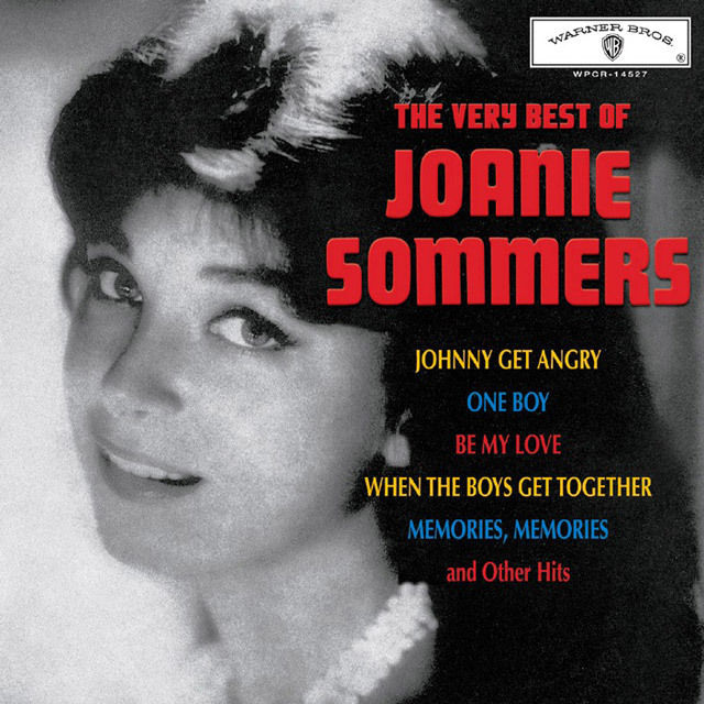 Joanie Sommers / ジョニー・ソマーズ「THE VERY BEST OF JOANIE ...