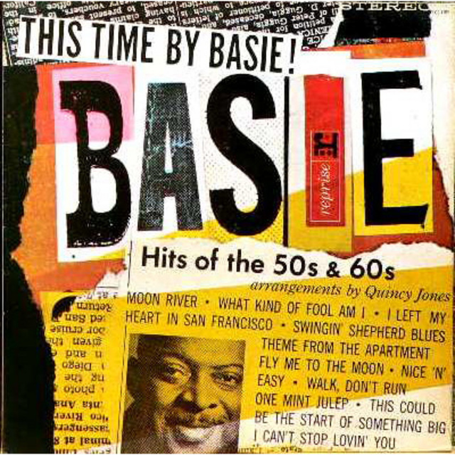 this time by basie hits of the 50s 60s warner music japan