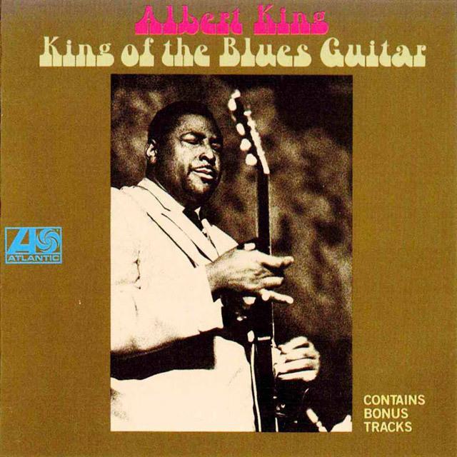 Albert King / アルバート・キング「King Of The Blues Guitar ...
