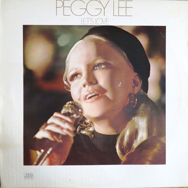 PEGGY LEE / ペギー・リー「Let'...