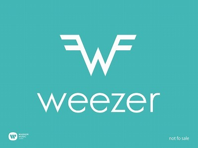 Weezer / ウィーザー「Weezer (TEAL ALBUM) / ウィーザー(ティール・アルバム)」   Warner Music Japan
